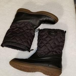 Coach Sparrow Winter Boots Black 9.5